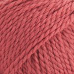3740 Coral uni colour