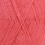 9022 Coral uni colour