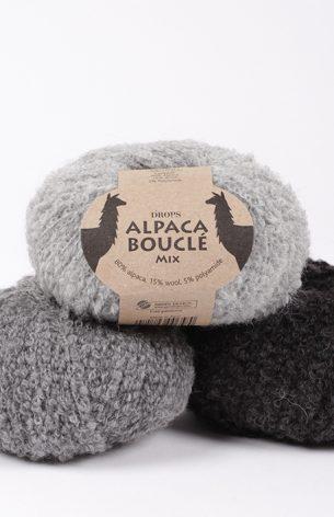 Lana de alpaca