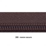 205 Marrón oscuro