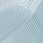 Azul glaciar claro uni colour 60