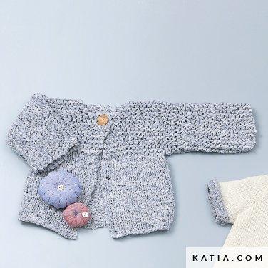 patron-tejer-punto-ganchillo-bebe-chaqueta-primavera-verano-katia-6120-20-p
