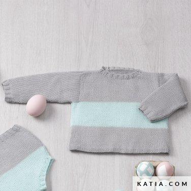patron-tejer-punto-ganchillo-bebe-jersey-primavera-verano-katia-6120-16-p