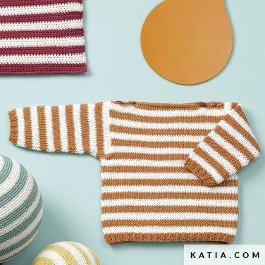 patron-tejer-punto-ganchillo-bebe-jersey-primavera-verano-katia-6120-48-p
