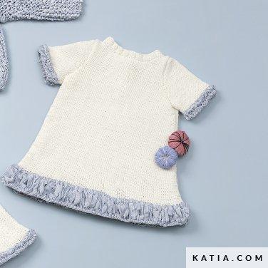 patron-tejer-punto-ganchillo-bebe-vestido-primavera-verano-katia-6120-21-p