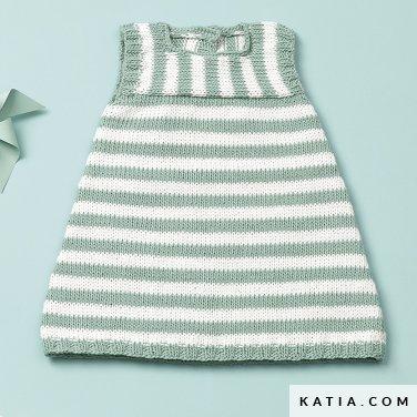 patron-tejer-punto-ganchillo-bebe-vestido-primavera-verano-katia-6120-45-p