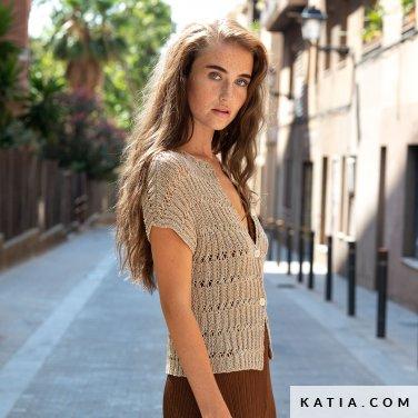 patron-tejer-punto-ganchillo-mujer-chaqueta-primavera-verano-katia-6122-44-p