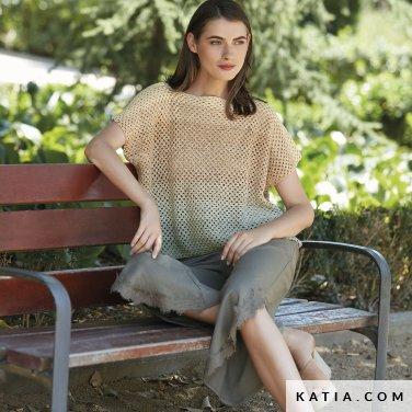 patron-tejer-punto-ganchillo-mujer-jersey-primavera-verano-katia-6123-37-p