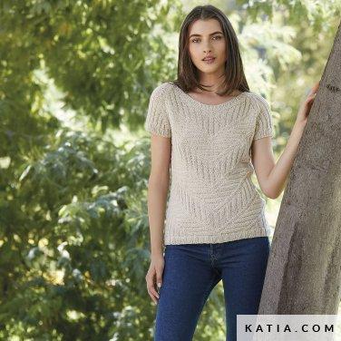 patron-tejer-punto-ganchillo-mujer-jersey-primavera-verano-katia-6123-5-p