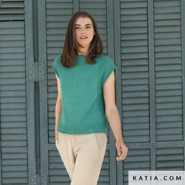 patron-tejer-punto-ganchillo-mujer-jersey-primavera-verano-katia-6123-7-p